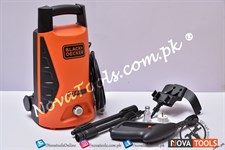 BLACK+DECKER Pressure Washer 1300W (100Bar)