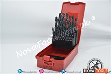 DORMER Drill-Set 25pcs 1~13mm