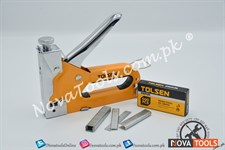 TOLSEN Heavy-Duty 3Way Staple Gun